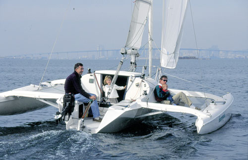 Image result for f24 trimaran